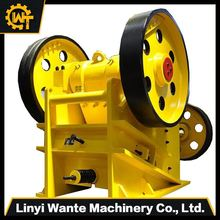 Super fine granularity construction equipment small jaw crusher