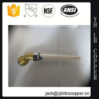 L type swivel joints,Brass C3604 Lcd or SUS303