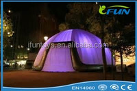 holiday living inflatable tent/inflatable tent/inflatable lawn tent