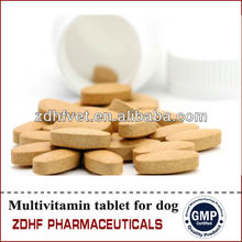 dog Daily Nutritional vitamin and minerals chewable tablet