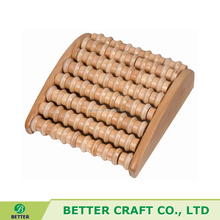 Big and High Quality Wooden Foot Massager for Health Care