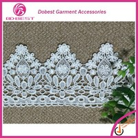 New Model Hot Selling Lace Trim Ivory Venice Lace Trim