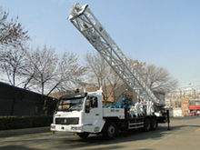 400 meters truck mounted water well and eingineering drilling rig