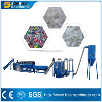 2015 NEW Type PET/PE Film washing Line for recycling plant