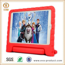 Kids Safe Thick Foam Shock Proof EVA Stand Red Case for iPad Air 2