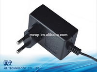 Medical wall mount EN60601 power supply 15v usb charger adapter with medical grade