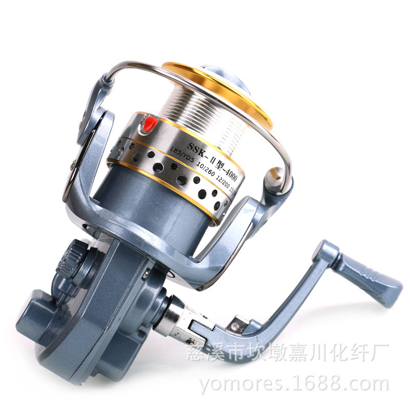 Daiwa electric spinning fishing reel high power for Automatic fishing reel