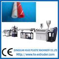 Tubo de plástico extrusora arcylic tubo máquina de extrusão