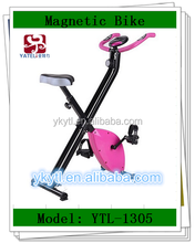 Folding X Magnetic exercise bike for home use mini bike/fitness exercsie as seen on tv