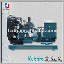 2012 hotsales!!! generator-JAPAN Kubota diesel generator set