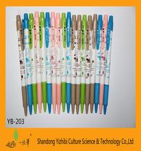 Wholesale cheap plastic ball pen