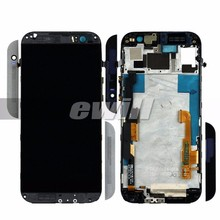 for HTC ONE M8 lcd with digitizer grey