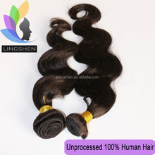 18'' Wholesale Unprocessed Raw Virgin Indian Hair Wholesale Hair Extension 100% Natural Indian Human Hair Price list