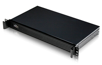 1U mini itx rack case for server