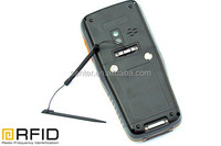 Industrial Android PDA wifi 3G GPS GPRS Bluetooth with 1D barcode scanner