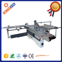 2015 de la alta calidad mesa deslizante vio las máquinas KI400L elaboración de la madera Cuting máquinas