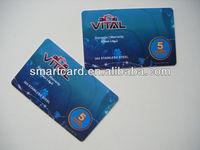 factory designs PVC diferent various colors hi-co or loco Magnetic strip Membership Card