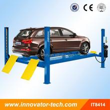 Hydraulic wheel alignment bradbury garage equipment for car lifting