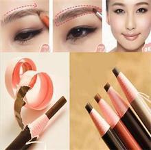 2014 New Fashion Charm Women Soft Crayon Eyeliner Brand Waterproof Eyeliner Makeup Pencil Beauty
