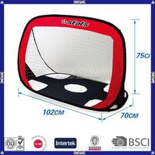high quality football durable foldable soccer goal