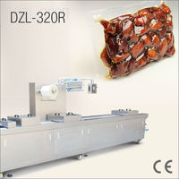 DZL320R vacuum packing machine for food commercial