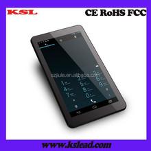 bulky stock calling tabs, gsm and cdma dual sim 7 inch nfc 3g tablet