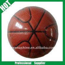 9 panels promotion PU training basketball