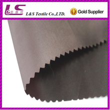 65D*200D 230T 100% polyester oxford fabric semi dull 2/1 twill fabric with pu coating
