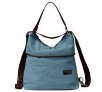 wholesale stylish casual 16OZ canvas messenger bag lady
