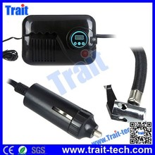 12V 250PSI Protable Car Digital Tire Inflator Pump ,sample accept