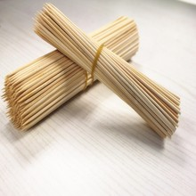 Super quality stylish disposable bamboo/birch wood skewers