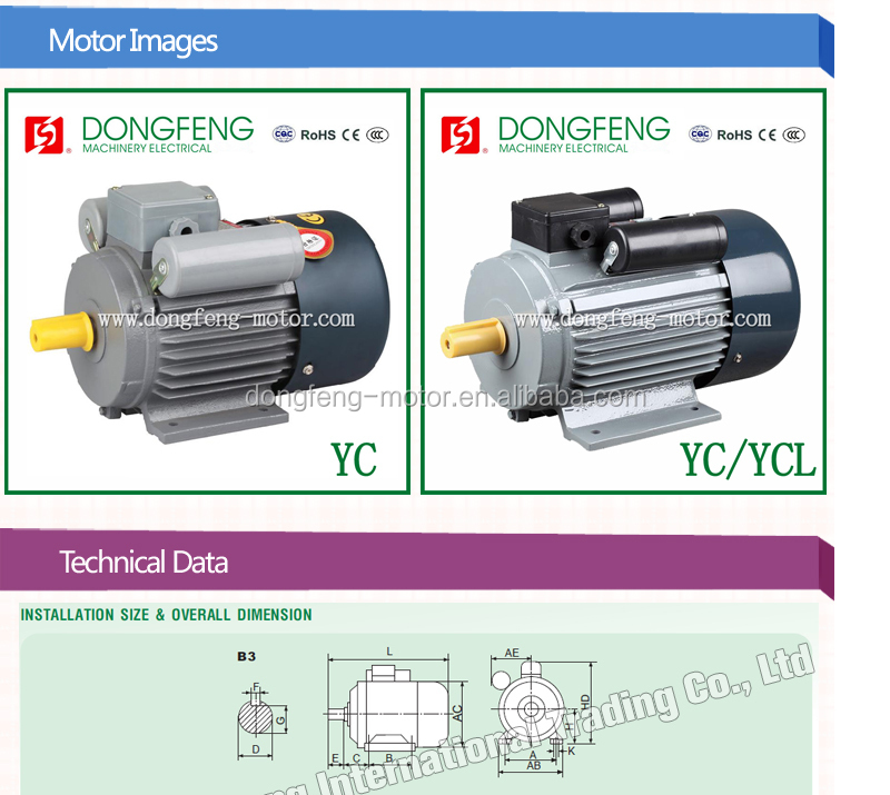 220 760v Ac Constant Speed Asynchronous Motor Induction