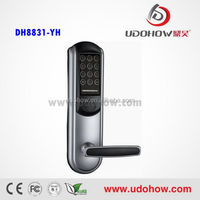 2014 high security high quality korea digital door lock manufacture(DH-8331YH)