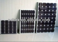 Hot sale in Pakistan,Nepal,Nigeria Mono 130W Solar Panels Factory Direct OEM/ODM