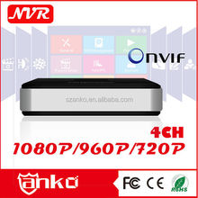 Hotselling product 4ch 2.MP h.264 network digital video recorder nvr