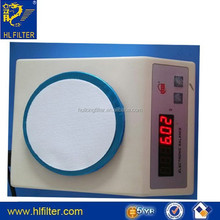 600gsm Polyester needle felt for dust collector filter bag