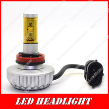 Factory Supply NEW LED Moto Headlight 2200lm -3000lm H4 H8 H7 H11 9005 9006 H10 P13W H16 PSX26W 9007 Motorcycle LED Headlamp