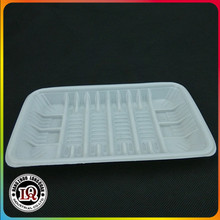 Disposable Plastic White Soft meat Tray