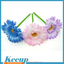 Fancy Branded Plastic Valentine Flower Ball Ballpoint Pen for Promotion