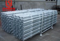 High Stability 20m Scaffold Tower For High Rise Building in Construction Material