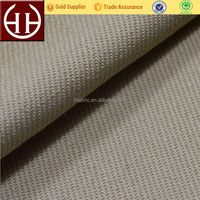 389gsm siro spun yarn thick elastic fabric 100% cotton wear-resisting dyed slub twill single jersey fabric for coats/garments