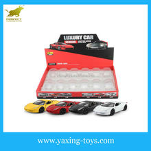 1:32 Diecast Pull Back Model Cars with light and music for sale YX001178