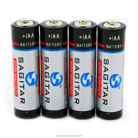 aa battery 1.5v carbon zinc r6 goods from china