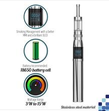 Best seller mechanical mod vape Vivakita K1 vaporizer kit with various wattage 3-15W e cigarette china