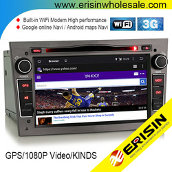 "Erisin ES2681P 7"" Android 4.4.4 Car Audio System with OBD2 for Combo"
