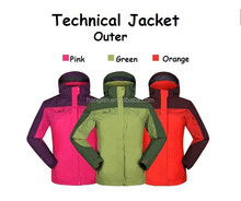 hot sale new design lady technical jacket