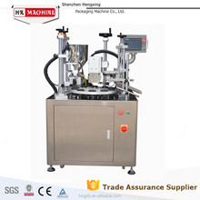 Aluminum/Plastic Tube Filler and Sealer Ultrasonic Filling and Sealing Machine