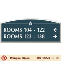 WGY-046 New designed apartment door numbers