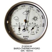 D180W-W,Aneroid barometer