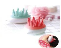 alibaba express Shampoo Hair Care Wash Skin Scalp Massager Massage Brush Comb massage bath brush